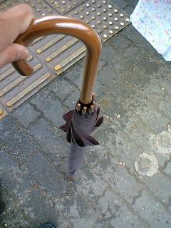 ユニクロの傘