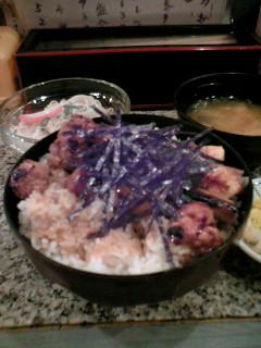 炭火焼き「串太郎」の焼き鳥丼