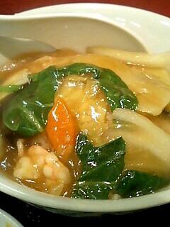 中国料理「四海飯店」の香港セット