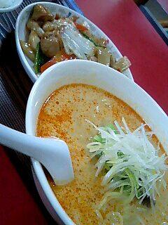 中華料理「珍来」のサービスセットA