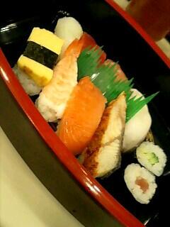 回転寿司しゅっぽっぽのすし定食