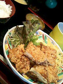 居酒屋「喜多呂」の日替わり定食