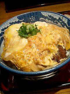丼丼亭のミルフィーユカツ丼
