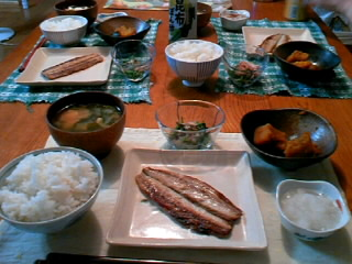 Let's try 夕食作り!