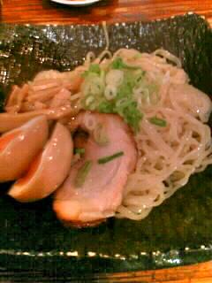 らーめん熊五郎のつけ麺