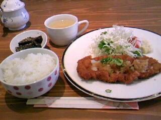 Coffee&Lunch「オリーブ」のAランチ
