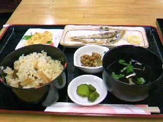 お食事処&喫茶「いづつ」のいづつ和定食