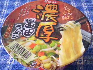 カトキチ 濃厚 醤油ラーメン