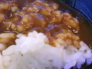 麺家のカレー定食