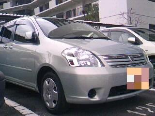 平成16年式 トヨタ ラウム