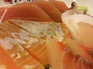 海産物居酒屋「さくら水産」の刺身定食