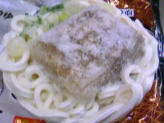 日清食品冷凍 大阪 千日前 千とせ 肉うどん