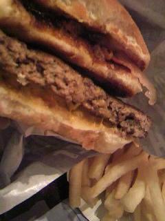 McDonald's テキサスバーガー