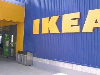 IKEAでお買い物