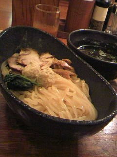 らーめん上方段七の太平つけ麺
