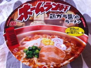 テーブルマーク ホームラン軒 鶏ガラ醤油ラーメン