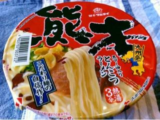 味のマルタイ 熊本とんこつラーメン