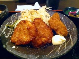 居酒屋「串蔵」の日替り定食