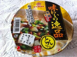 味のマルタイ 味わいの逸品 とんこつ 細麺仕上げ