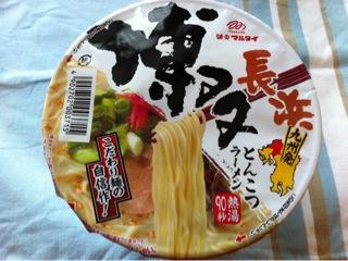 味のマルタイ 長浜 博多とんこつラーメン