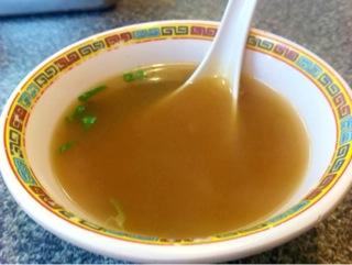 一番ラーメンのニラレバ炒め定食