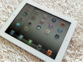 iPad2がわが家にやって来た(^-^)/