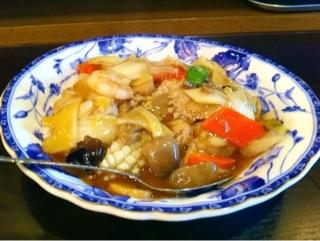台湾料理 一路發の中華丼