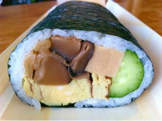 巻ろまん本舗の巻き寿司