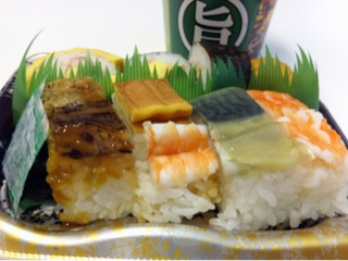 ハート・インの大阪寿司