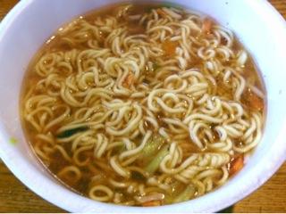 サッポロ一番 旅麺 横浜とろみもやし中華そば