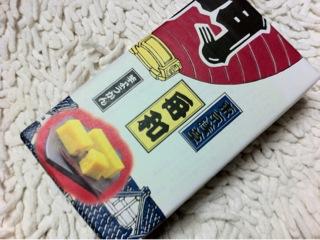 東京浅草 舟和の芋ようかん