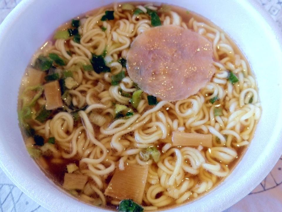 サッポロ一番 旅麺 東京荻窪 醤油ラーメン
