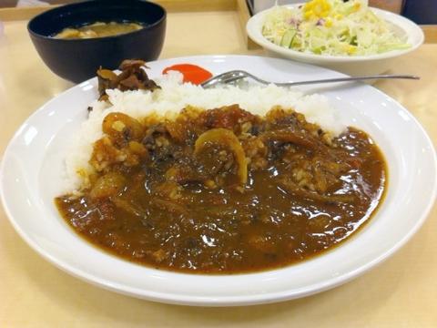 松屋のハッシュドビーフ