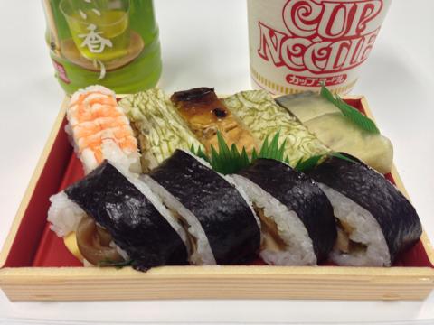 平島食品の大阪寿司