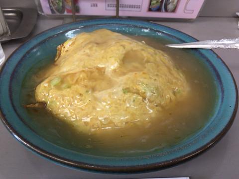 中華料理 大養軒の天津丼
