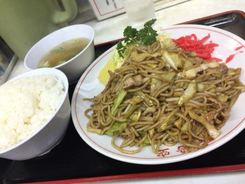 中華料理 味悟空の日替わり定食