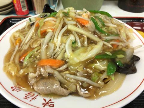 中華料理 味悟空 三国店のフライメン