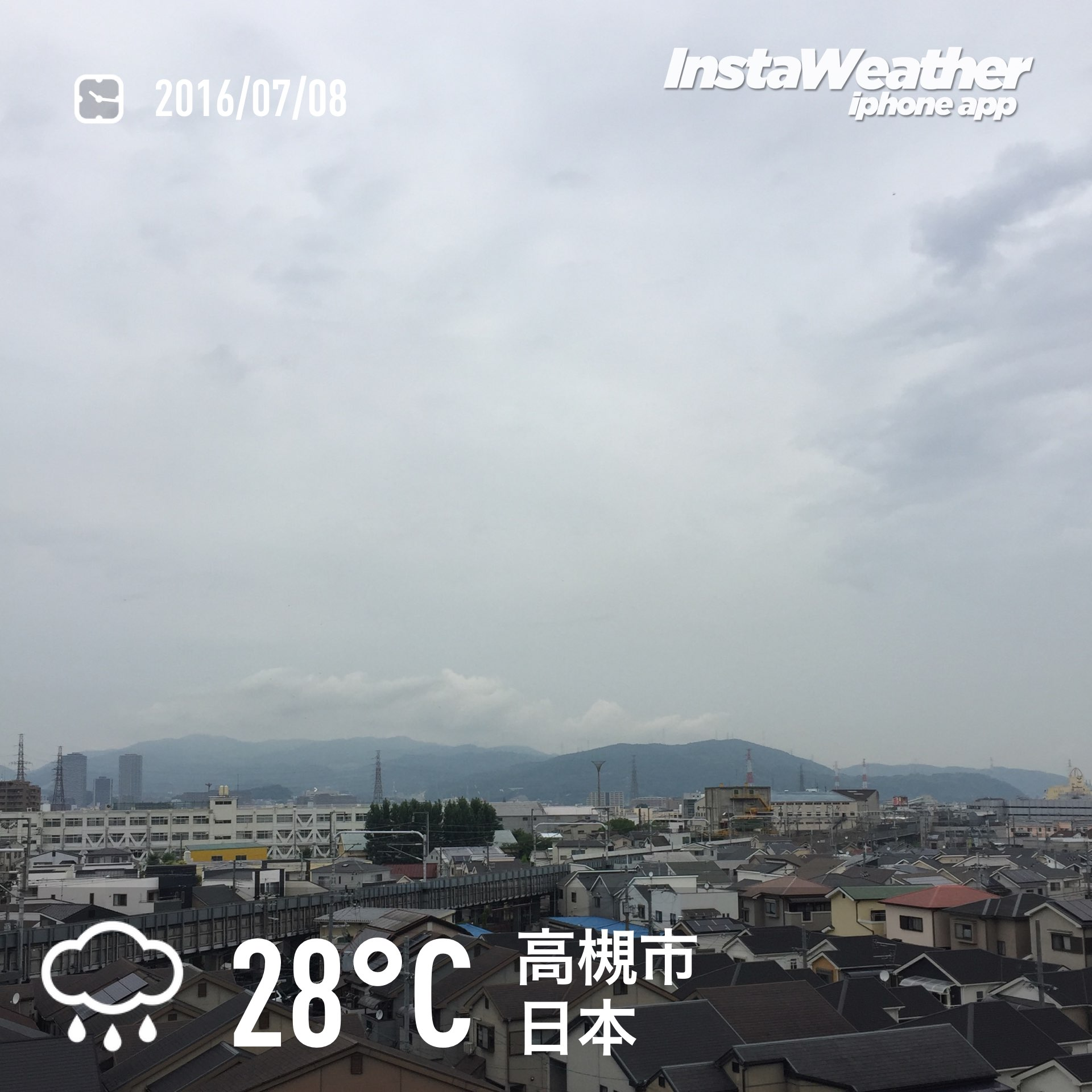 A Message from instaweather