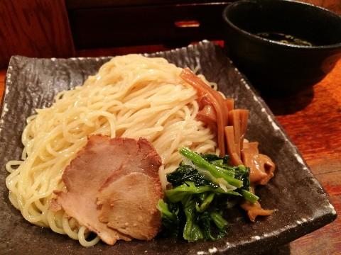 らーめん屋 上方段七 新大阪店のつけ麺