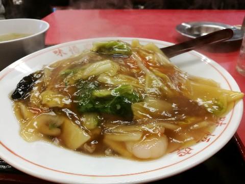 中華料理 味悟空 三国店の中華丼
