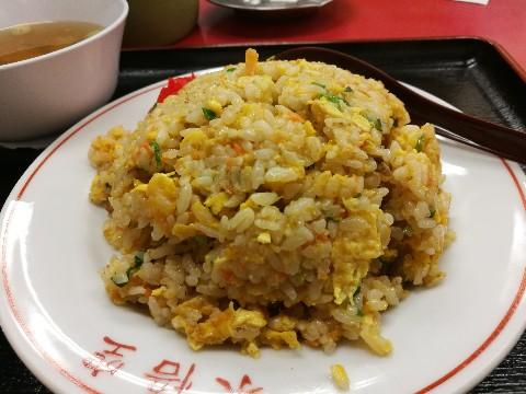 味悟空 三国店の炒飯