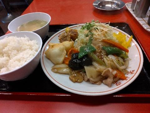 中華料理 味悟空 三国店