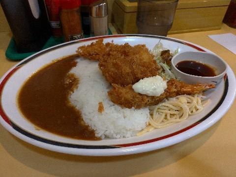 カレーハウス 五番館 新大阪店